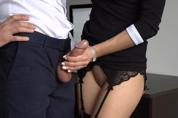 bdsm makeout dirty talk Secretary