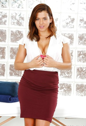 Top Porn Photos Huge stockings office glamour