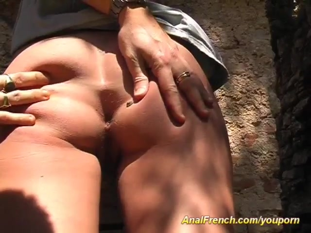 watching Anal outdoor chicktrainer