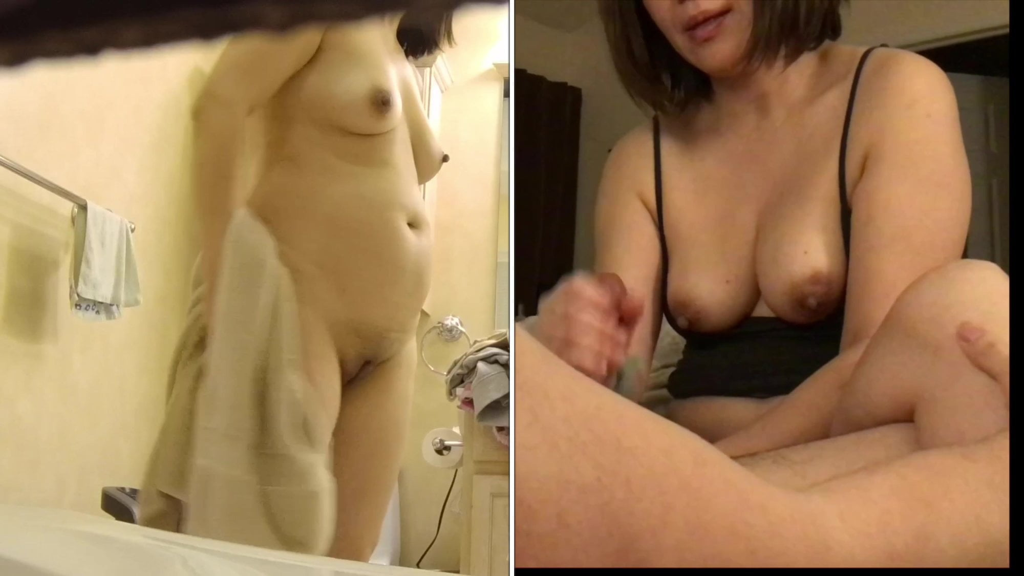 announcement cum Asian housewife