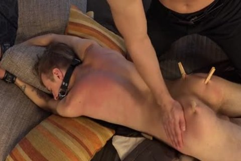 fishnet spank ejaculation Muscle
