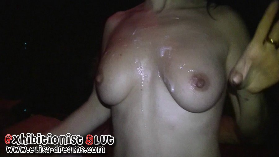 bukkake girlfriend subway Oiled