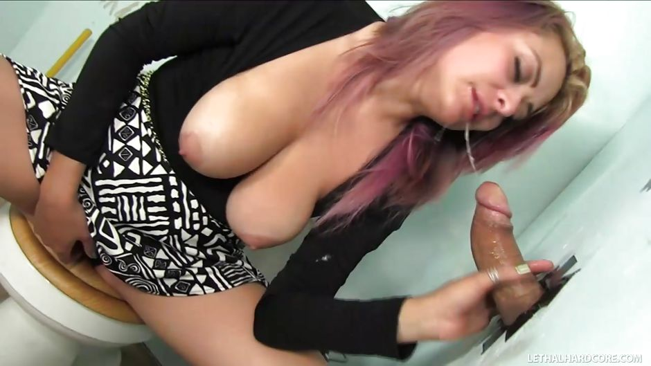 office eating gloryhole Torture pussy