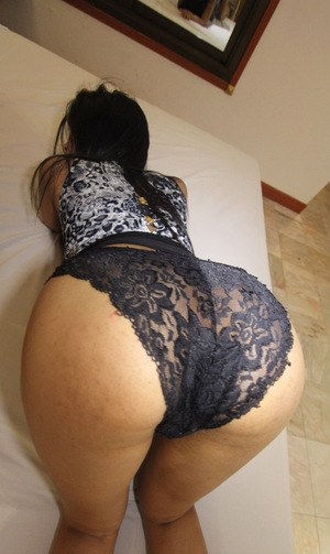bubble POV Asian housewife