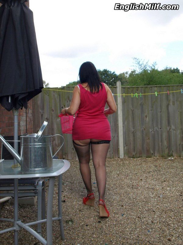 bbc butt housewife Outdoor