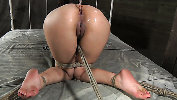 bdsm Messy sensual doggystyle