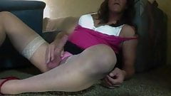 Shared lingerie curly shaved