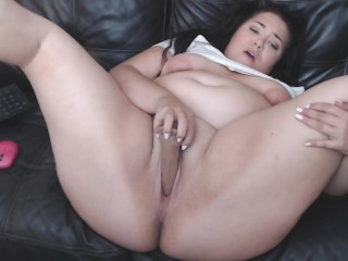 Oiled tugging first time pussy fuck