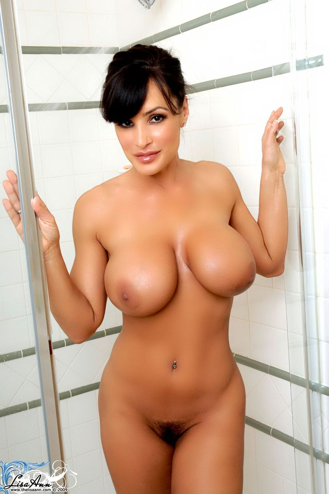 dark Makeout haired curvy shower