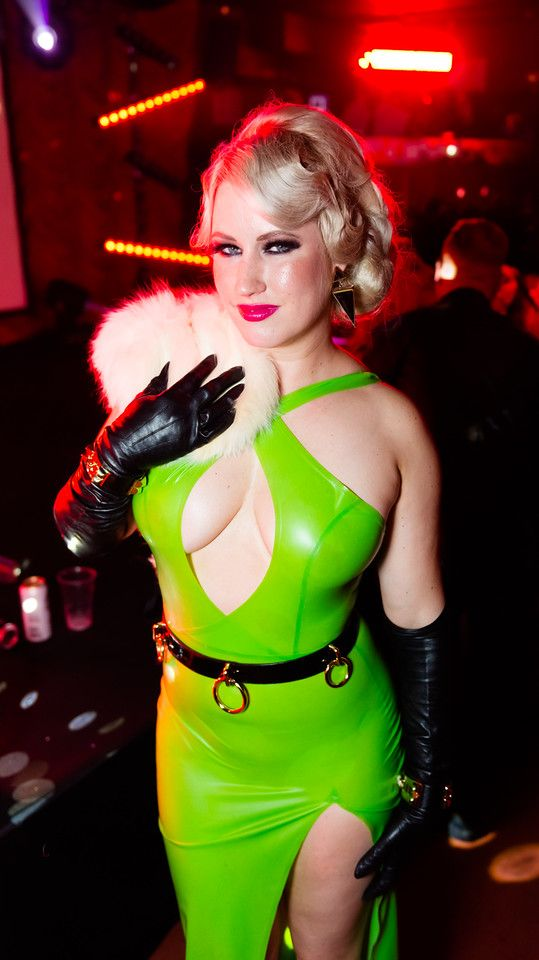 Solo glamour party latex