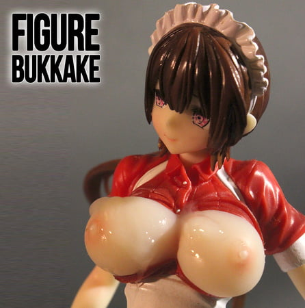 screaming Bukkake curvy maid