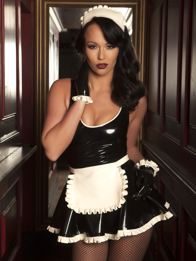 First time solo nurse latex