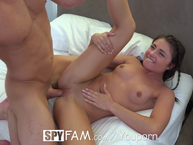 Messy ejaculation skinny fingering