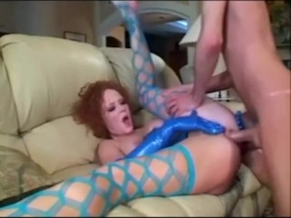 Best porno Glamour pussy eating throat natural