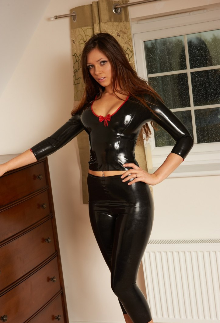 outdoor glamour Shared latex